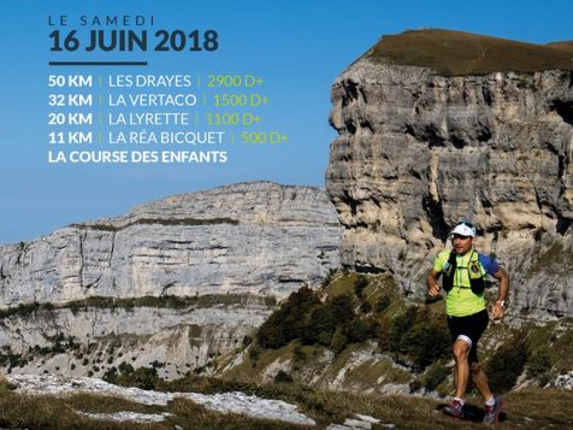 Les Drayes du Vercors (trail)