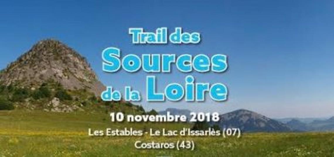 Trail des sources de la Loire