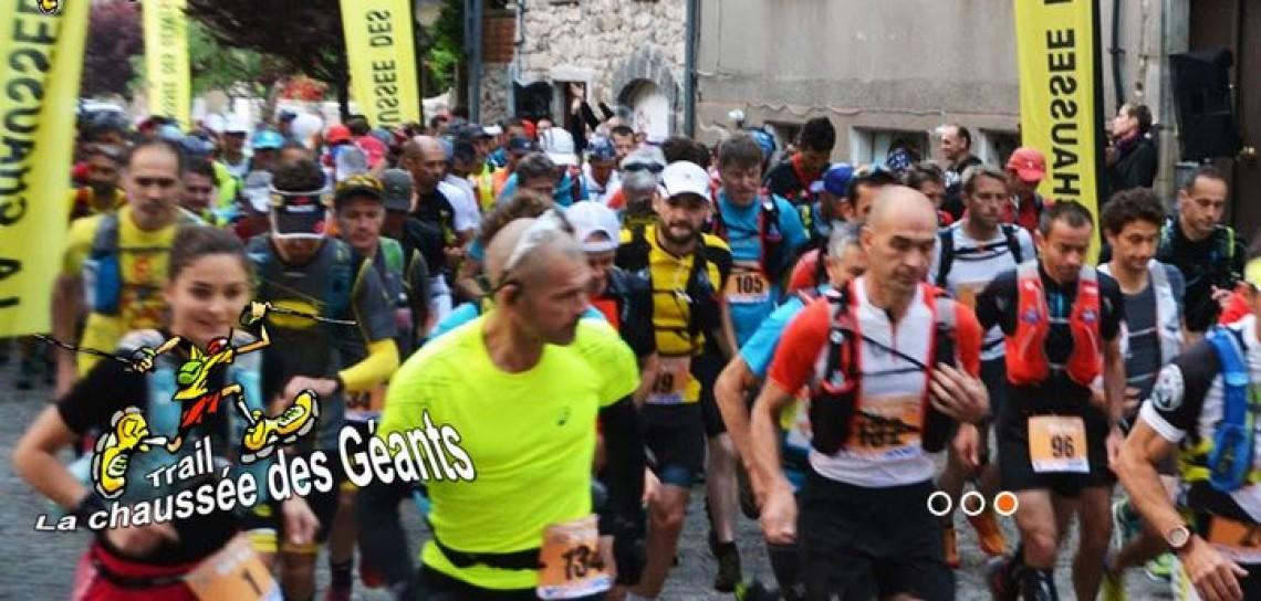 Trail la Chaussée des Géants